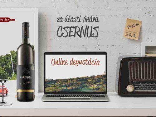 Online degustácia #2