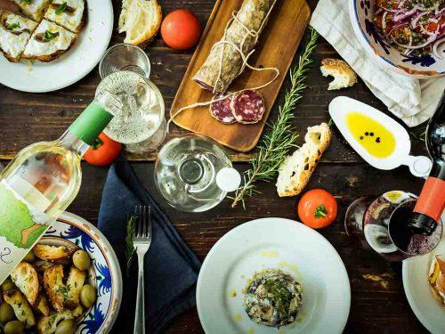 Degustácia talianskych vín